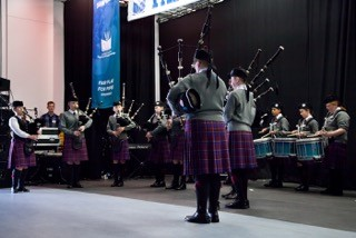 Reasons to start a pipe band