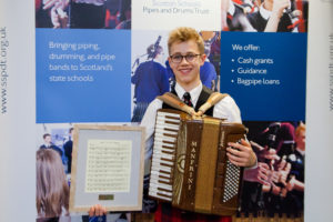 Scottish Schools Pipe Band Championships 2018