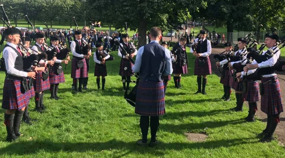 Piping & Drumming Internships